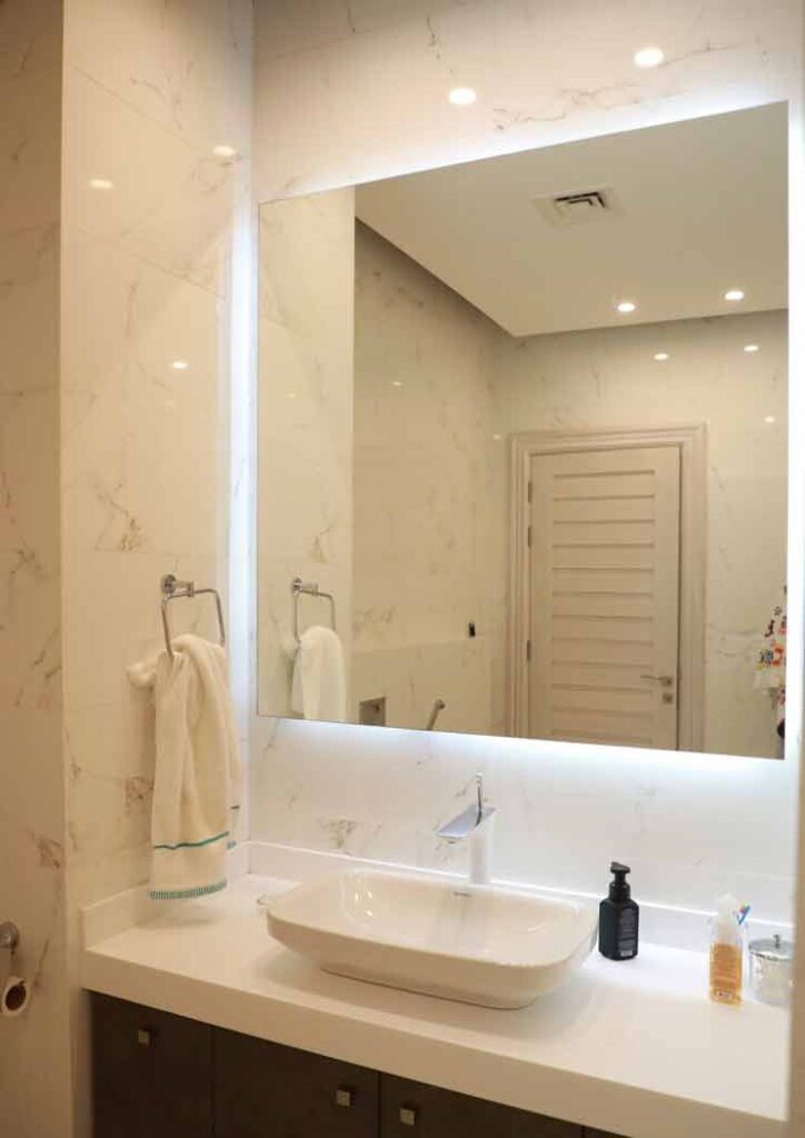 Bathroom Mirror Spectra Arts